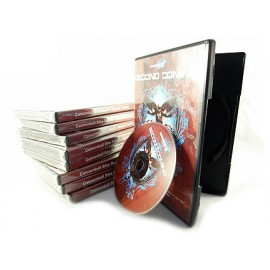 DVD WITH 14 mm DVD retail ready packaging